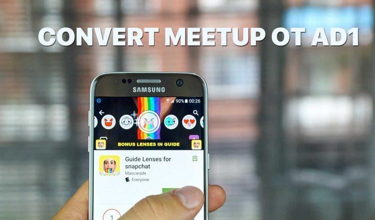 Отчет о посещении Convert Meetup от AD1