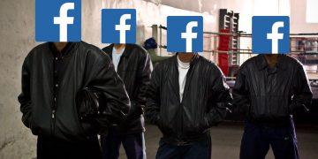 Facebook будет выбивать долги