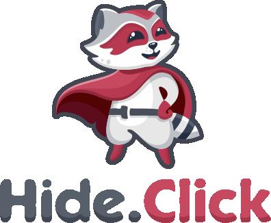 Hide Click