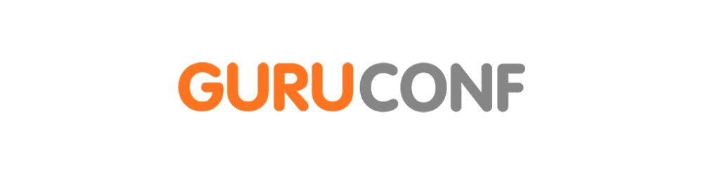 Guruconf логотип конференции
