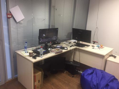 Офис арбитражной команды